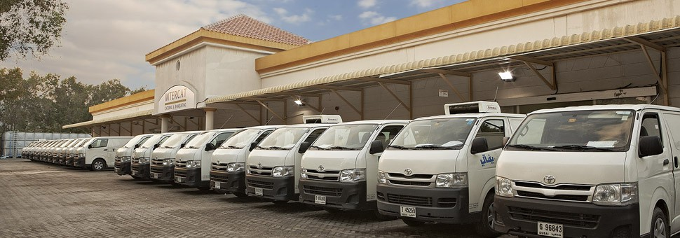 Catering Service - Vast Vehicle Fleet